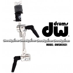 DW Puppy Bone Angle-Adjustable Cymbal Arm