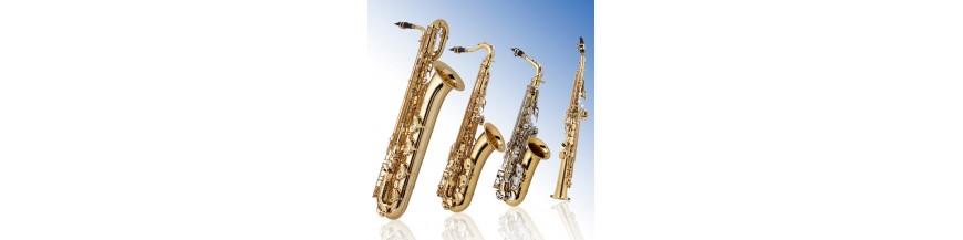 Saxofónes